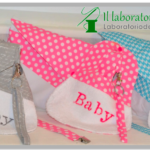 Idea regalo: elegante kit per neonato